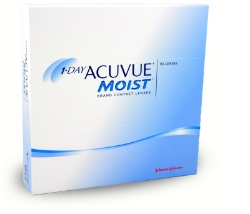 1 Day Acuvue Moist (90-pack)