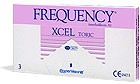 Frequency Xcel Toric XR (3-pack)