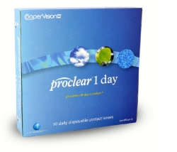 Proclear 1 Day (90-pack)